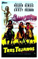 Streets of Laredo - Spanish Movie Poster (xs thumbnail)