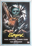 Jason Lives: Friday the 13th Part VI - Turkish Movie Poster (xs thumbnail)