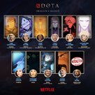 """""""Dota: Dragon's Blood"""" - poster (xs thumbnail)"""