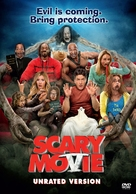 Scary Movie 5 - Finnish DVD movie cover (xs thumbnail)