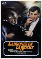 Voleurs de la nuit, Les - Spanish Movie Poster (xs thumbnail)
