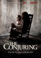 The Conjuring - DVD movie cover (xs thumbnail)
