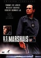 US Marshals - Spanish DVD movie cover (xs thumbnail)