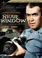 Rear Window - DVD movie cover (xs thumbnail)
