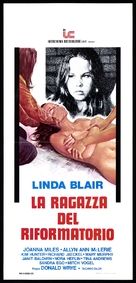 Born Innocent - Italian Movie Poster (xs thumbnail)