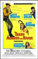 Texas Across the River - Movie Poster (xs thumbnail)