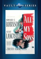 All My Sons - DVD movie cover (xs thumbnail)