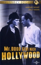 Stand-In - German DVD cover (xs thumbnail)