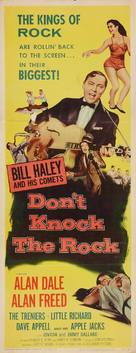 Don't Knock the Rock - Movie Poster (xs thumbnail)