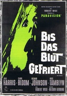 The Haunting - German Theatrical movie poster (xs thumbnail)