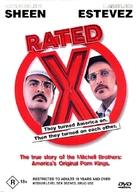 Rated X - Australian DVD cover (xs thumbnail)