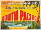 South Pacific - British Movie Poster (xs thumbnail)