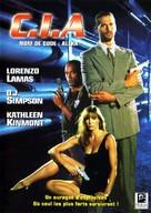 CIA Code Name: Alexa - French DVD movie cover (xs thumbnail)