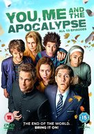 """You, Me and the Apocalypse"" - British Movie Cover (xs thumbnail)"