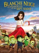Red Shoes & the 7 Dwarfs - French Movie Poster (xs thumbnail)