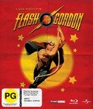Flash Gordon - New Zealand Blu-Ray cover (xs thumbnail)