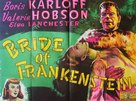 Bride of Frankenstein - Movie Poster (xs thumbnail)