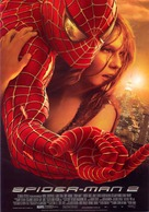 Spider-Man 2 - Spanish Movie Poster (xs thumbnail)