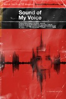 Sound of My Voice - Movie Poster (xs thumbnail)