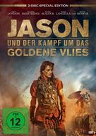 Jason and the Argonauts - German DVD cover (xs thumbnail)