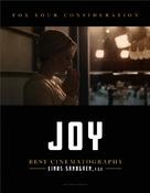 Joy - Movie Poster (xs thumbnail)