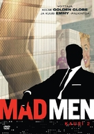 """Mad Men"" - Finnish DVD movie cover (xs thumbnail)"