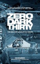 Zero Dark Thirty - Movie Poster (xs thumbnail)