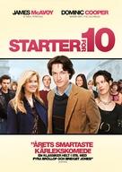 Starter for 10 - Swedish Movie Poster (xs thumbnail)