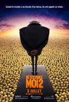 Despicable Me 2 - Canadian Movie Poster (xs thumbnail)