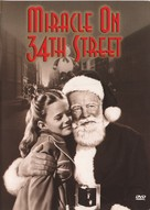 Miracle on 34th Street - DVD movie cover (xs thumbnail)