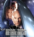 Star Trek: First Contact - German Movie Cover (xs thumbnail)