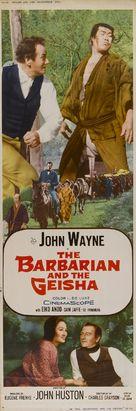 The Barbarian and the Geisha - Movie Poster (xs thumbnail)
