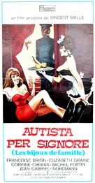 Les bijoux de famille - Italian Movie Poster (xs thumbnail)
