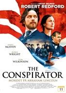 The Conspirator - Norwegian DVD cover (xs thumbnail)