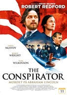The Conspirator - Norwegian DVD movie cover (xs thumbnail)