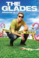 """The Glades"" - DVD movie cover (xs thumbnail)"