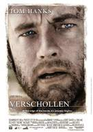 Cast Away - German Movie Poster (xs thumbnail)
