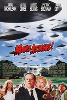 Mars Attacks! - Advance movie poster (xs thumbnail)