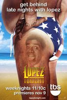 """Lopez Tonight"" - Movie Poster (xs thumbnail)"