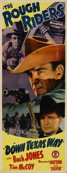 Down Texas Way - Movie Poster (xs thumbnail)