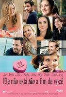 He's Just Not That Into You - Brazilian Movie Poster (xs thumbnail)
