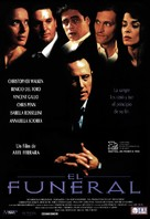 The Funeral - Spanish Movie Poster (xs thumbnail)