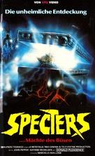 Spettri - German VHS movie cover (xs thumbnail)