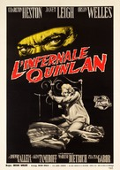 Touch of Evil - Italian Movie Poster (xs thumbnail)