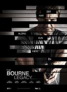 The Bourne Legacy - Danish Movie Poster (xs thumbnail)