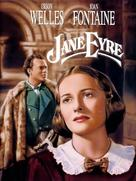Jane Eyre - DVD movie cover (xs thumbnail)