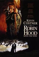 Robin Hood - German Movie Poster (xs thumbnail)