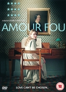 Amour fou - British DVD movie cover (xs thumbnail)