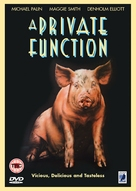 A Private Function - British DVD movie cover (xs thumbnail)