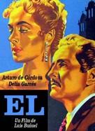 El - Mexican Movie Poster (xs thumbnail)
